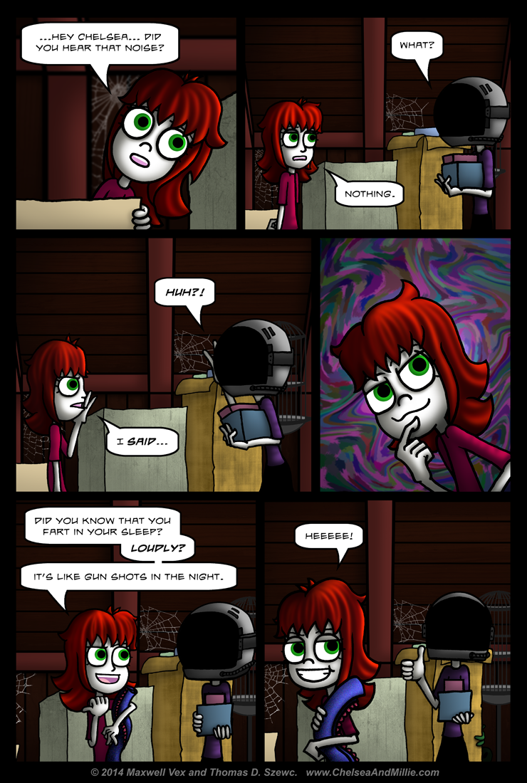 Mess You Up: Page 08