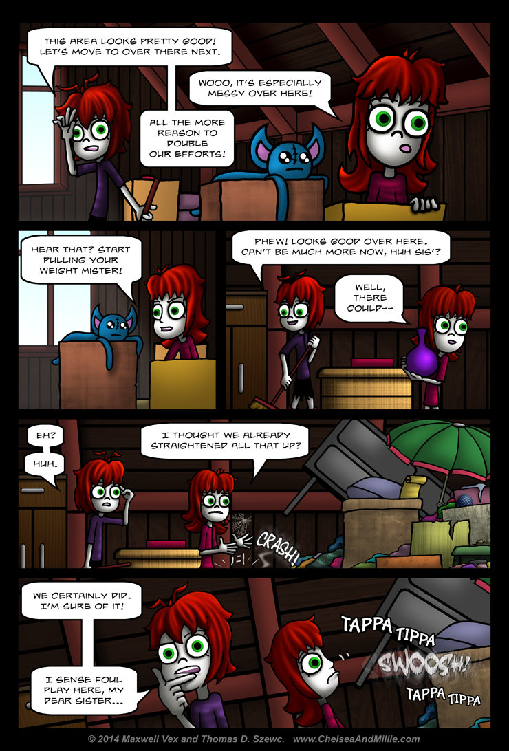 Mess You Up: Page 09