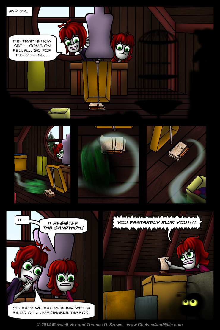 Mess You Up: Page 12