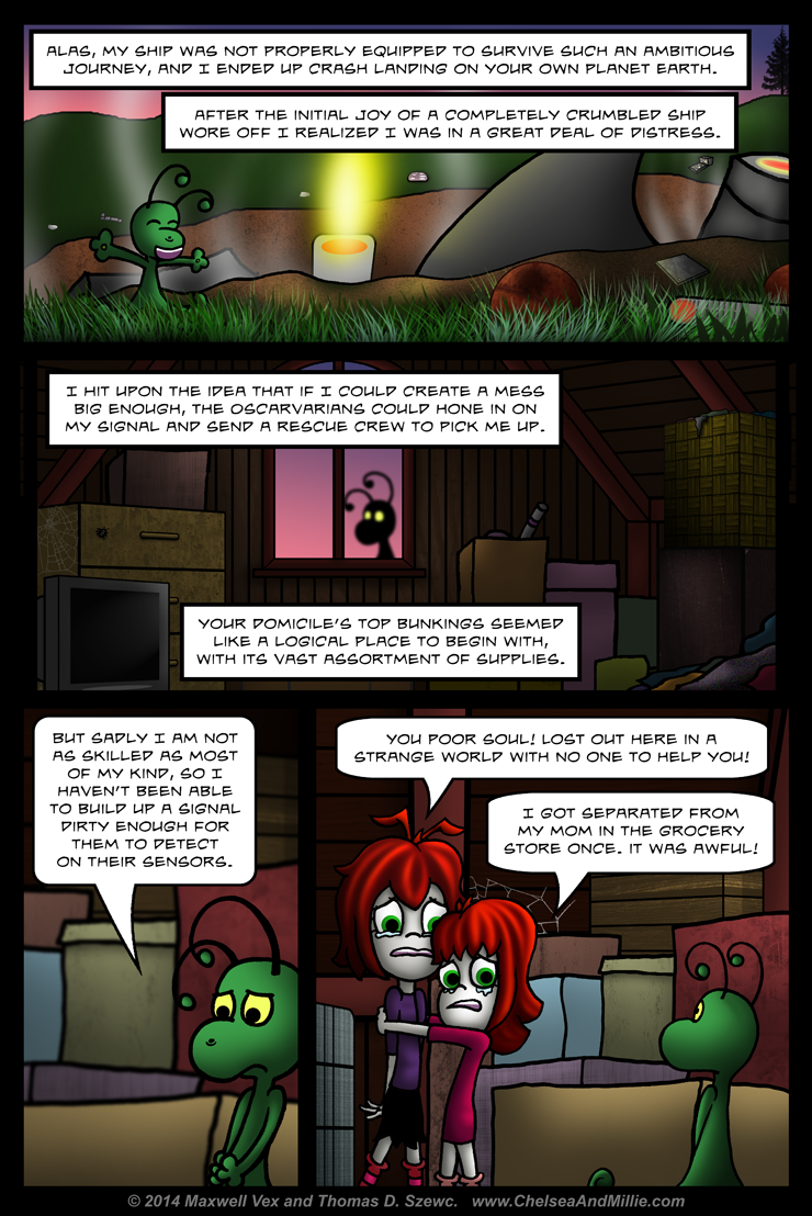 Mess You Up: Page 17