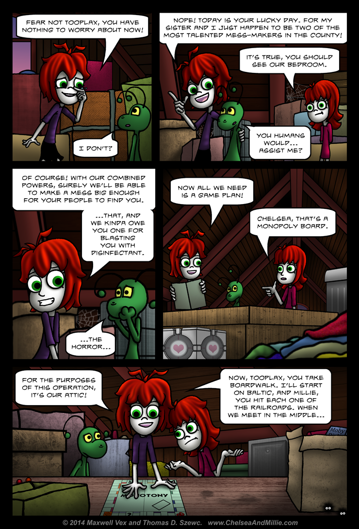 Mess You Up: Page 18