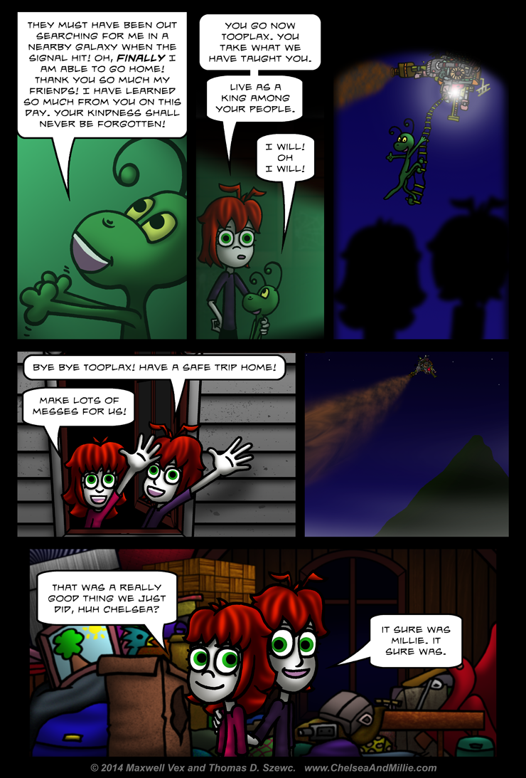 Mess You Up: Page 21