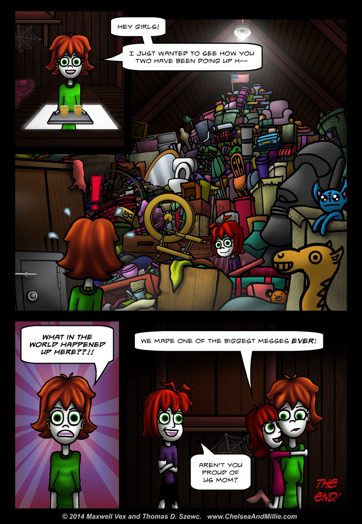 Mess You Up: Page 22