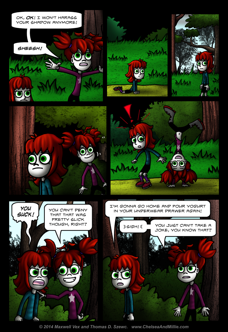 For Shadow: Page 03