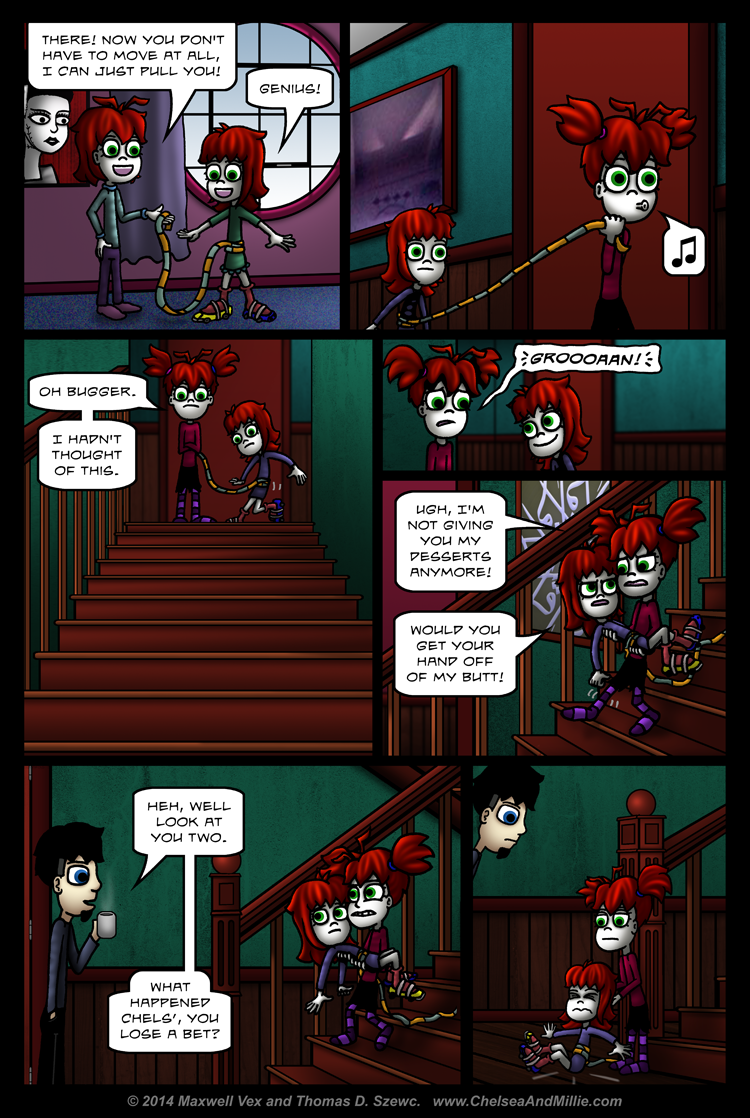 For Shadow: Page 09