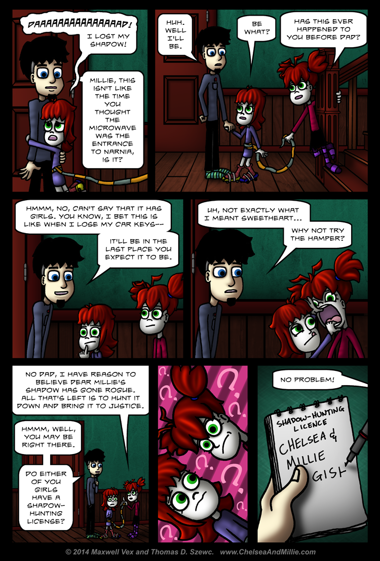 For Shadow: Page 10
