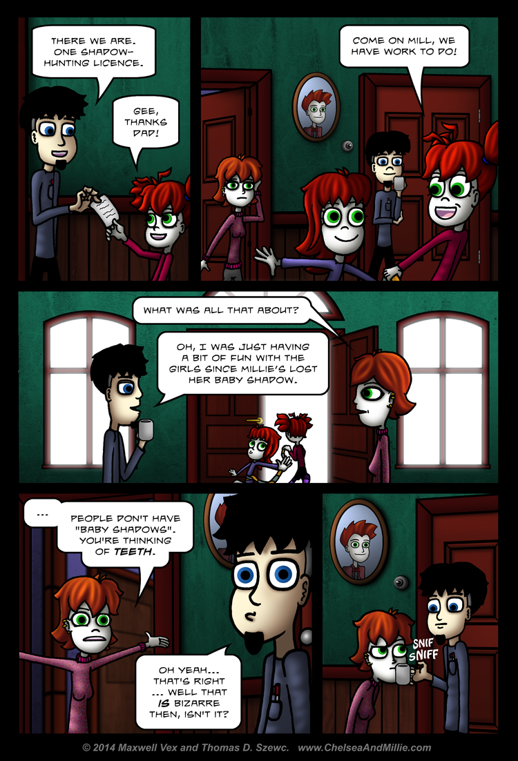 For Shadow: Page 11