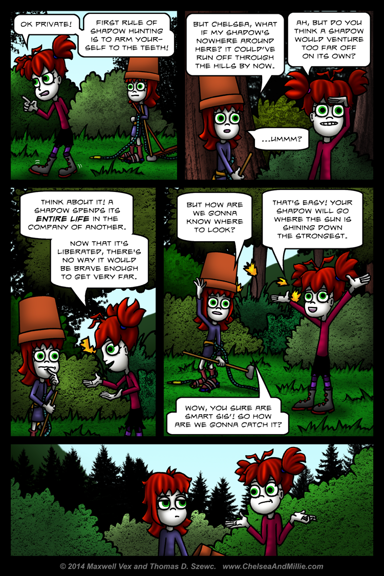 For Shadow: Page 12