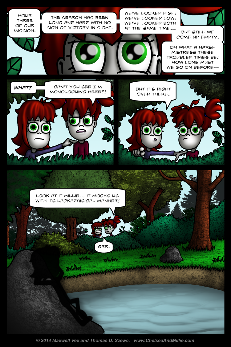 For Shadow: Page 13