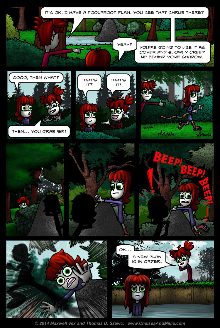 For Shadow: Page 14