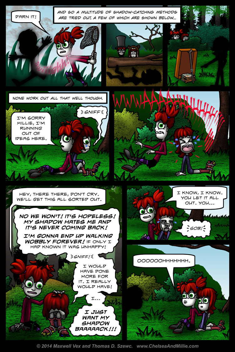 For Shadow: Page 16