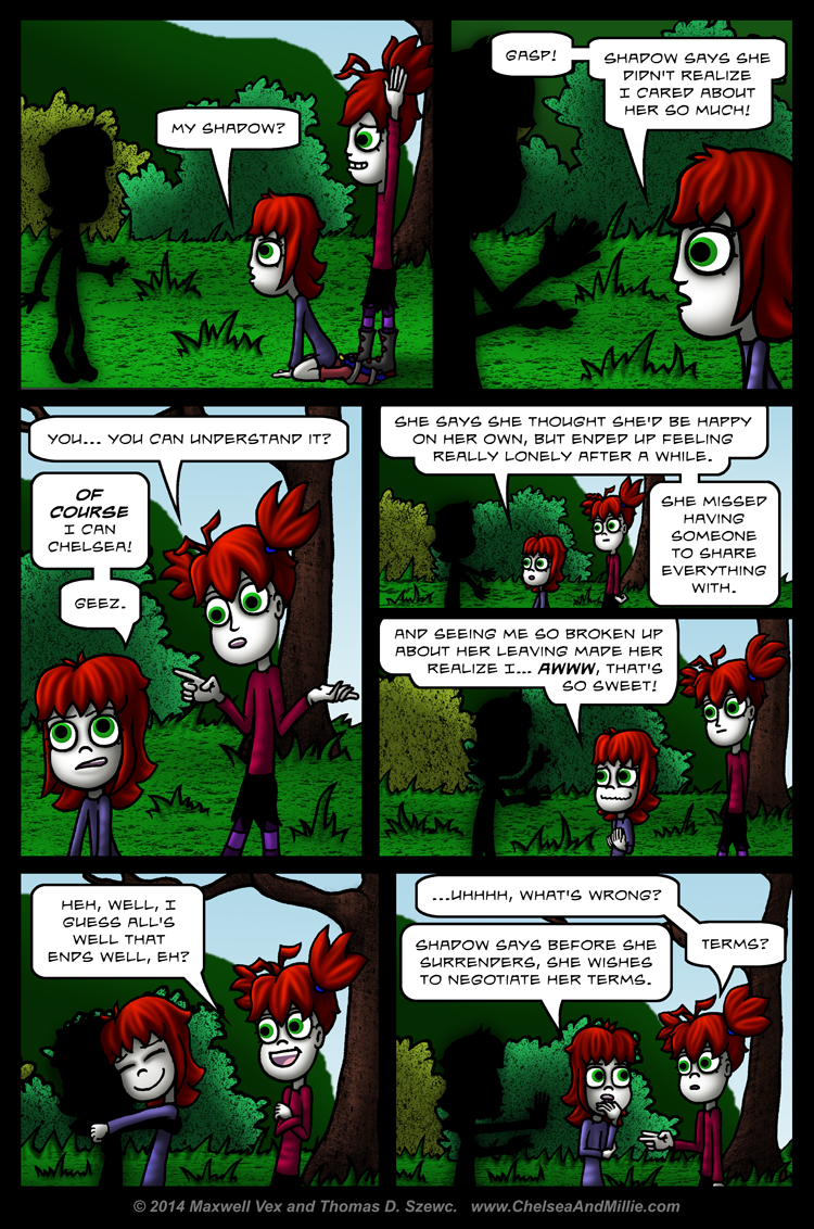 For Shadow: Page 17