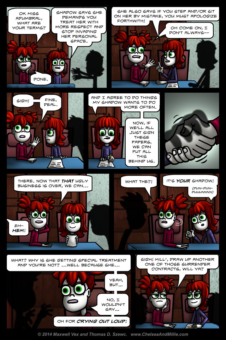 For Shadow: Page 18
