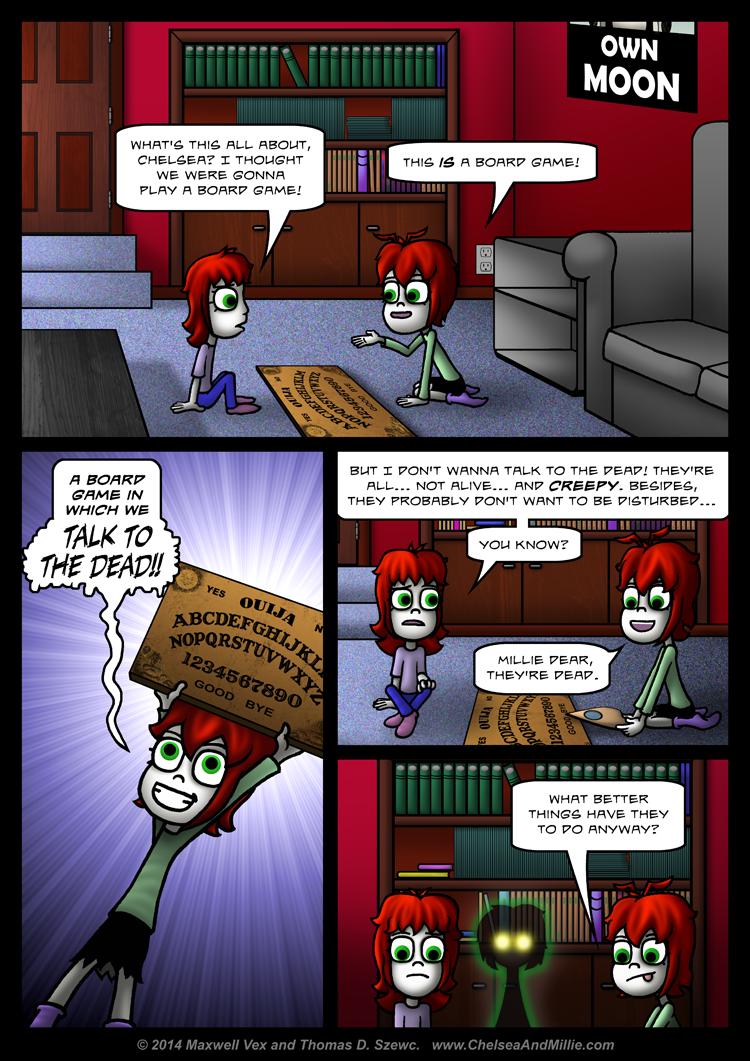 La Chica Fantasma: Page 02